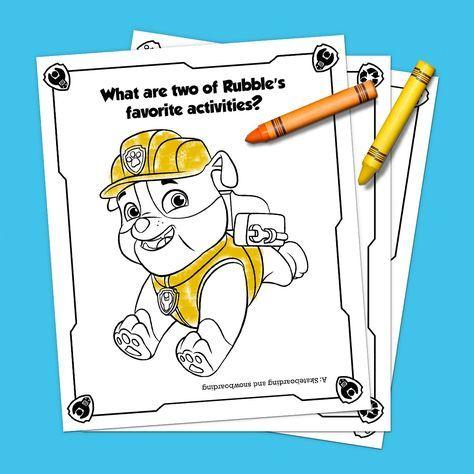 Crayon Coloring Pages Quiz Pics