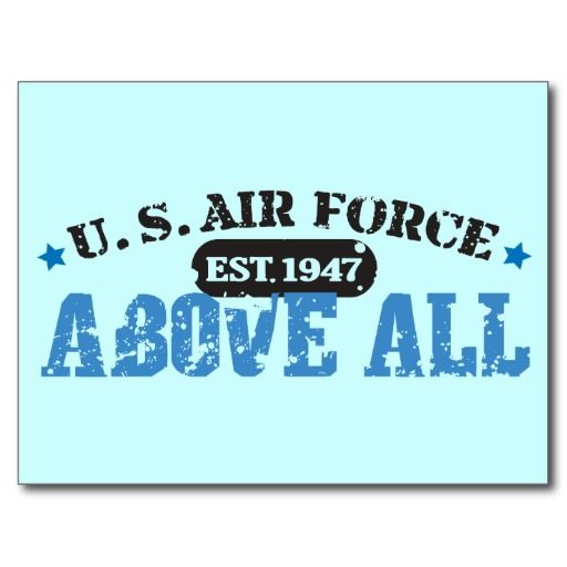 Air Force Est 1947 Above All Postcard today price drop and special promotion. Get The best buyReview          Air Force Est 1947 Above All Postcard Review on the This website by click the button below...
