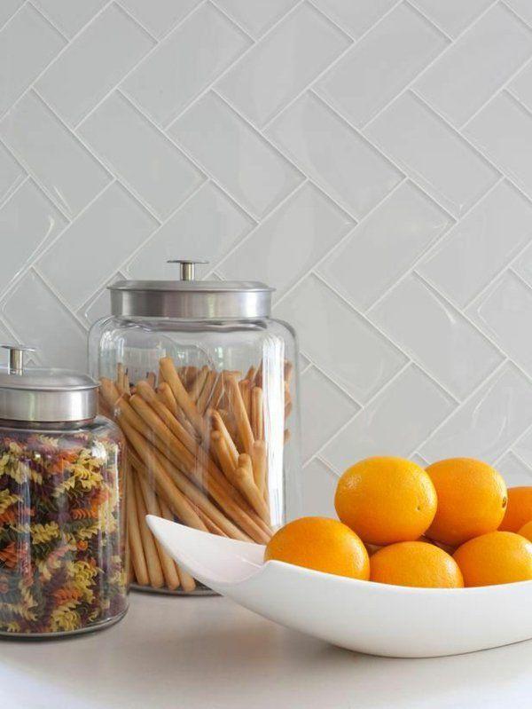 Fliesenspiegel Küche - praktische und moderne Küchenrückwände - k che fliesenspiegel glas