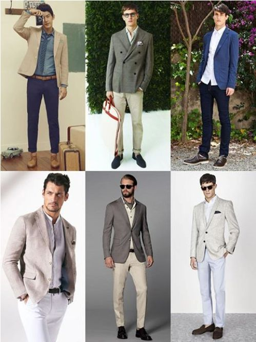 Casual-Chic Dress Code | mens casual chic dress code Men*s Casual ...