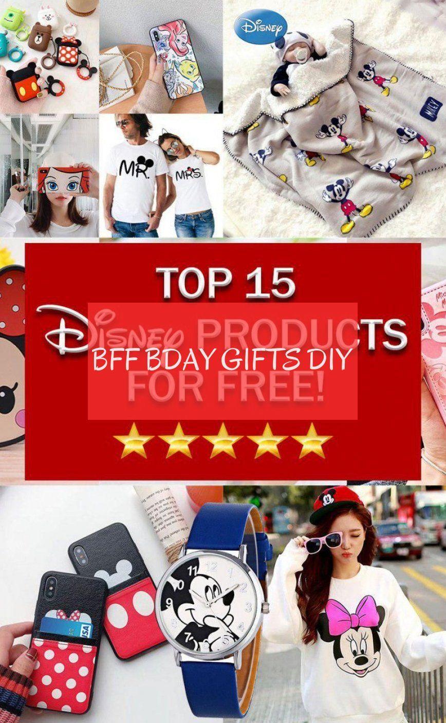 bff bday gifts diy