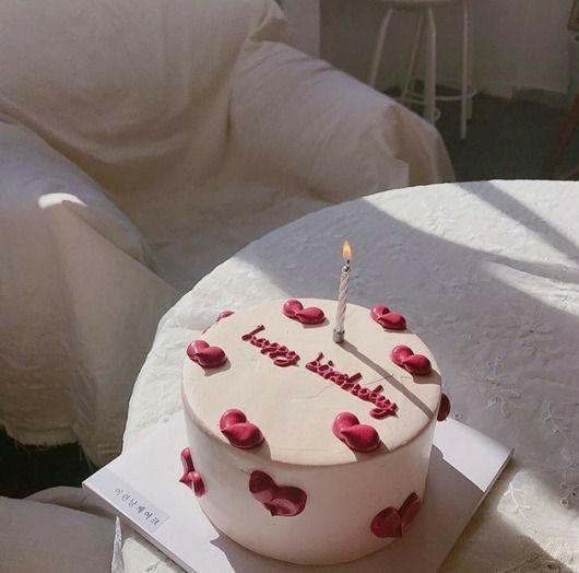 Lib Joe On Twitter Pretty Birthday Cakes Simple Birthday Cake Cute Birthday Cakes