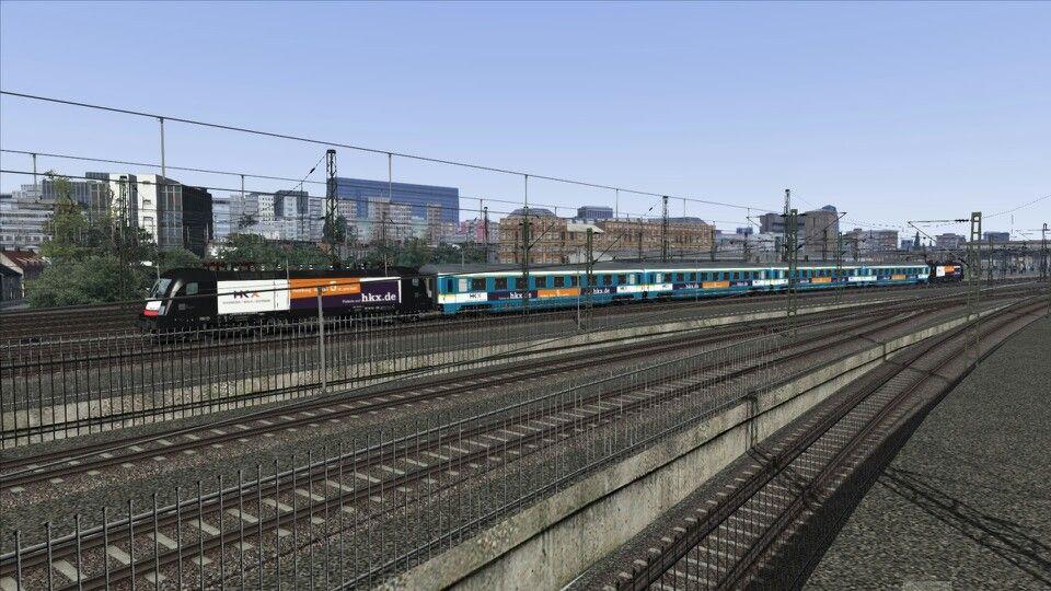 HKX at Düsseldorf (TS2014)