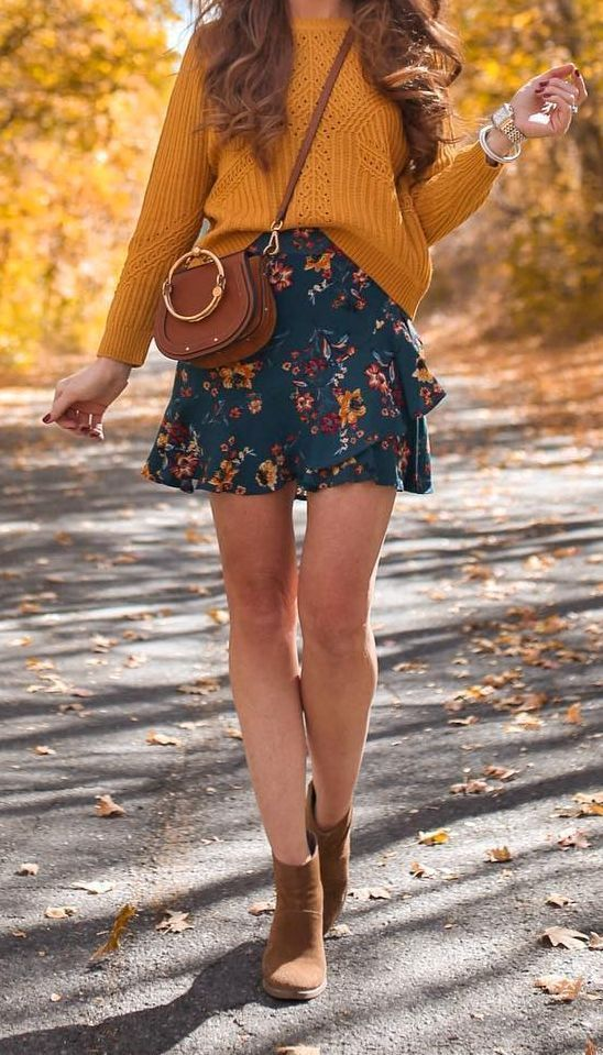 35 Sweater Outfit Ideas for Fall and Winter 2018 Style Spacez # for #Fall ... 3