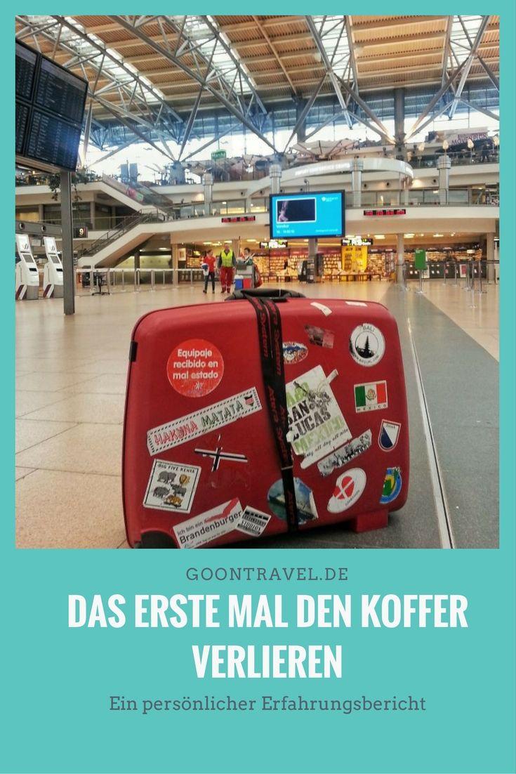 Happy End das erste Mal den Koffer verlieren Günstige