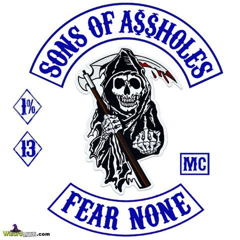 96 Patches Ideas Patches Sons Of Anarchy Anarchy