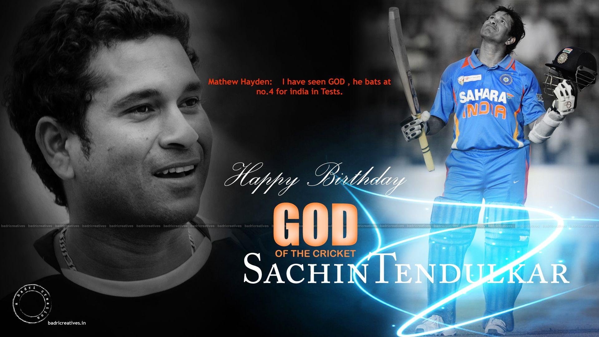 Sachin Tendulkar Wallpapers HD Free Download | HD ...