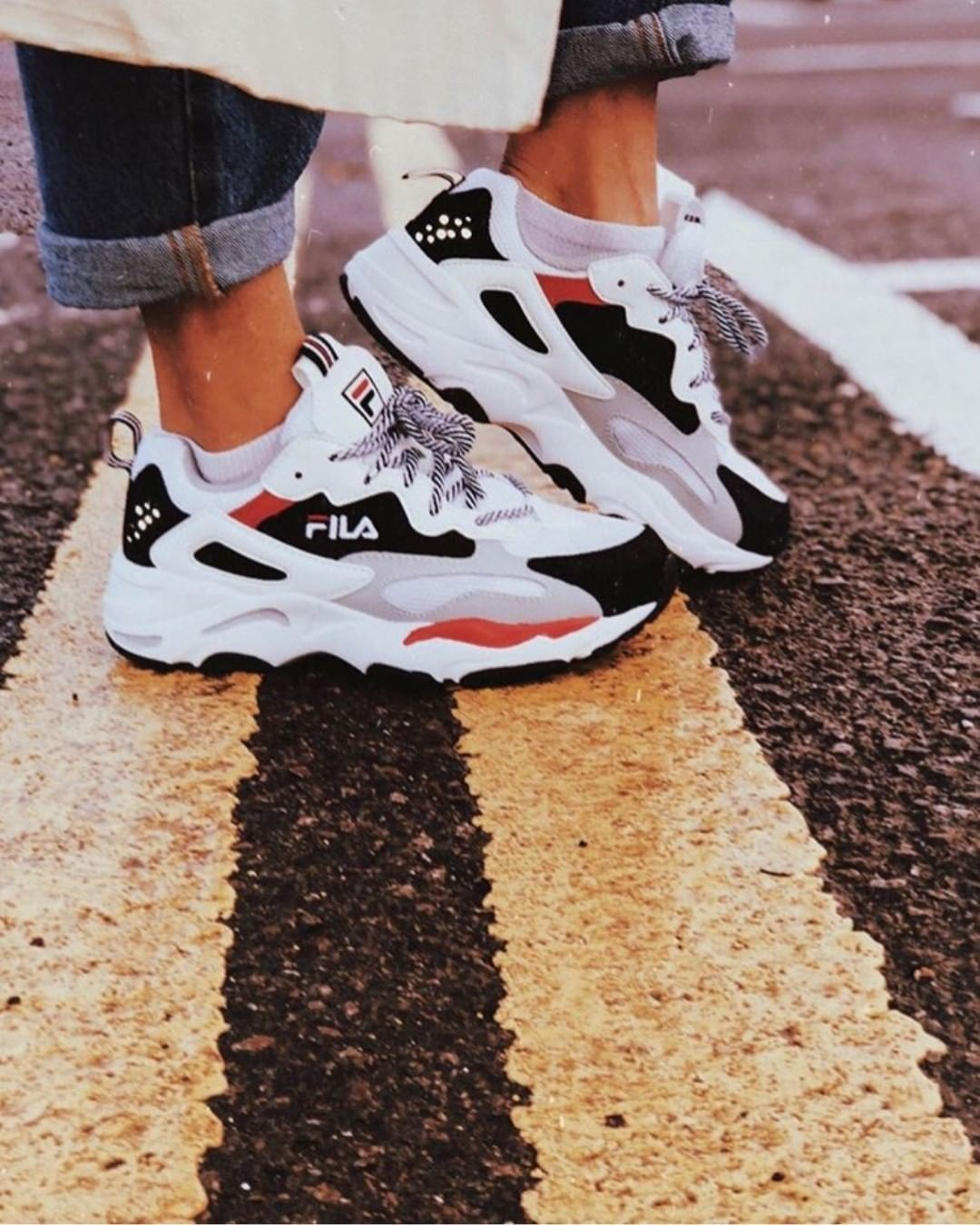 "9de72f95757 FILA UK on Instagram: ""Ray Tracer 👌"" 