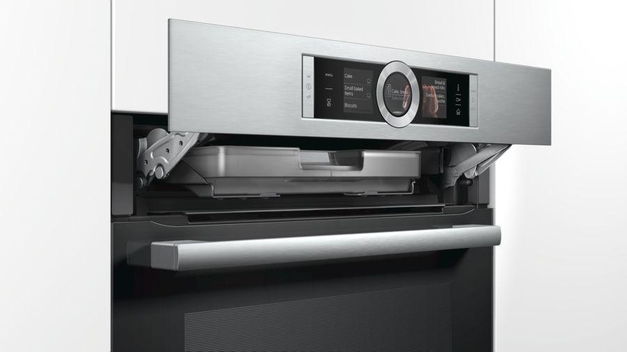 فر توکار بوش 71 لیتری مدل Hsg656xs1 Bosch Kitchen Appliances