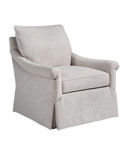 Pearson   Skirted Club Chair   818 00