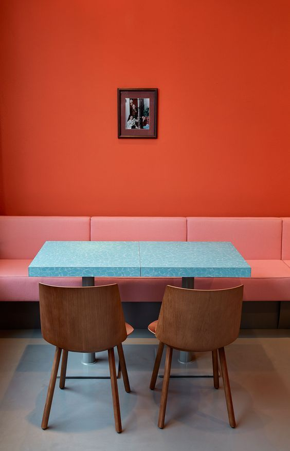 30x Rood in het interieur | Interiors, Spaces and Dining