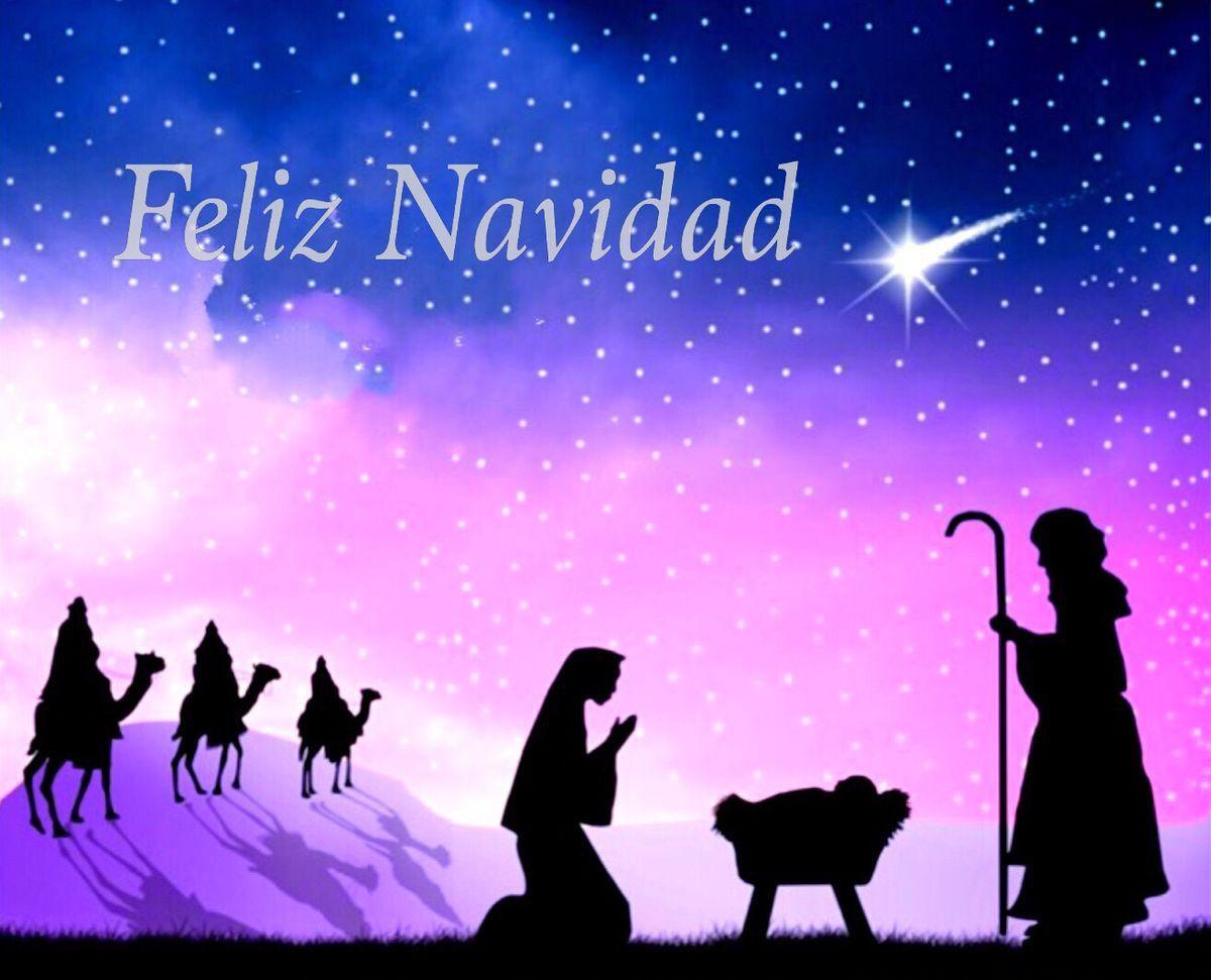 Felicitaciones De Navidad Con Los Reyes Magos.Feliz Navidad Los Reyes Magos Jose Maria Y El Nino