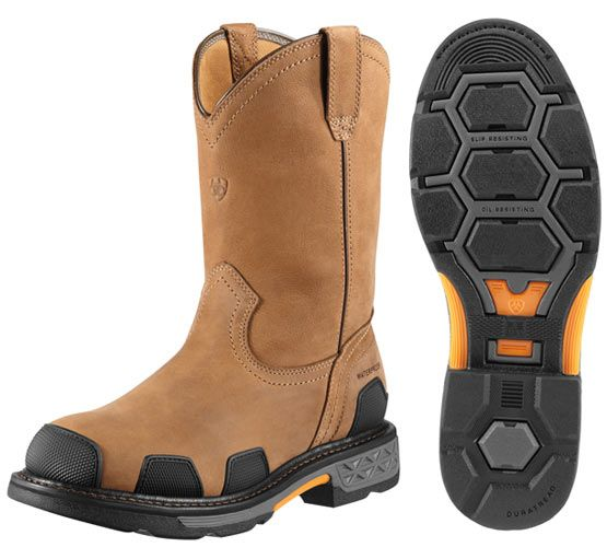Ariat Overdrive Pull-On H2O Work Boot