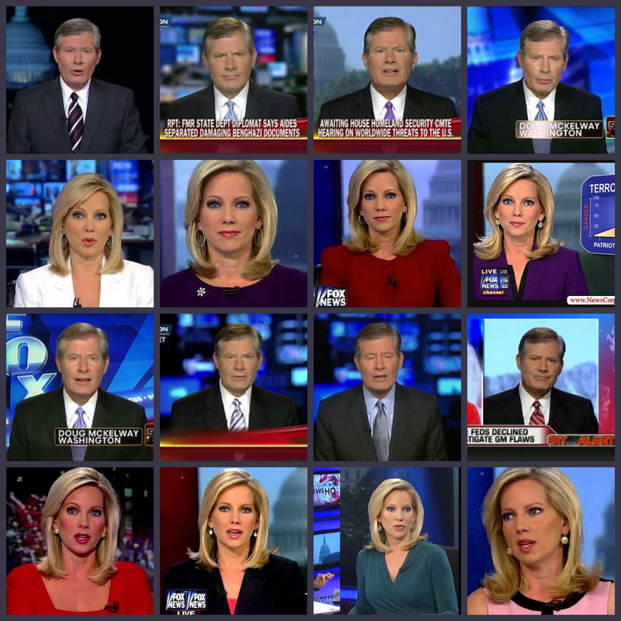 My Two Favorite Fnc People Shannon Bream Amp Doug Mckelway