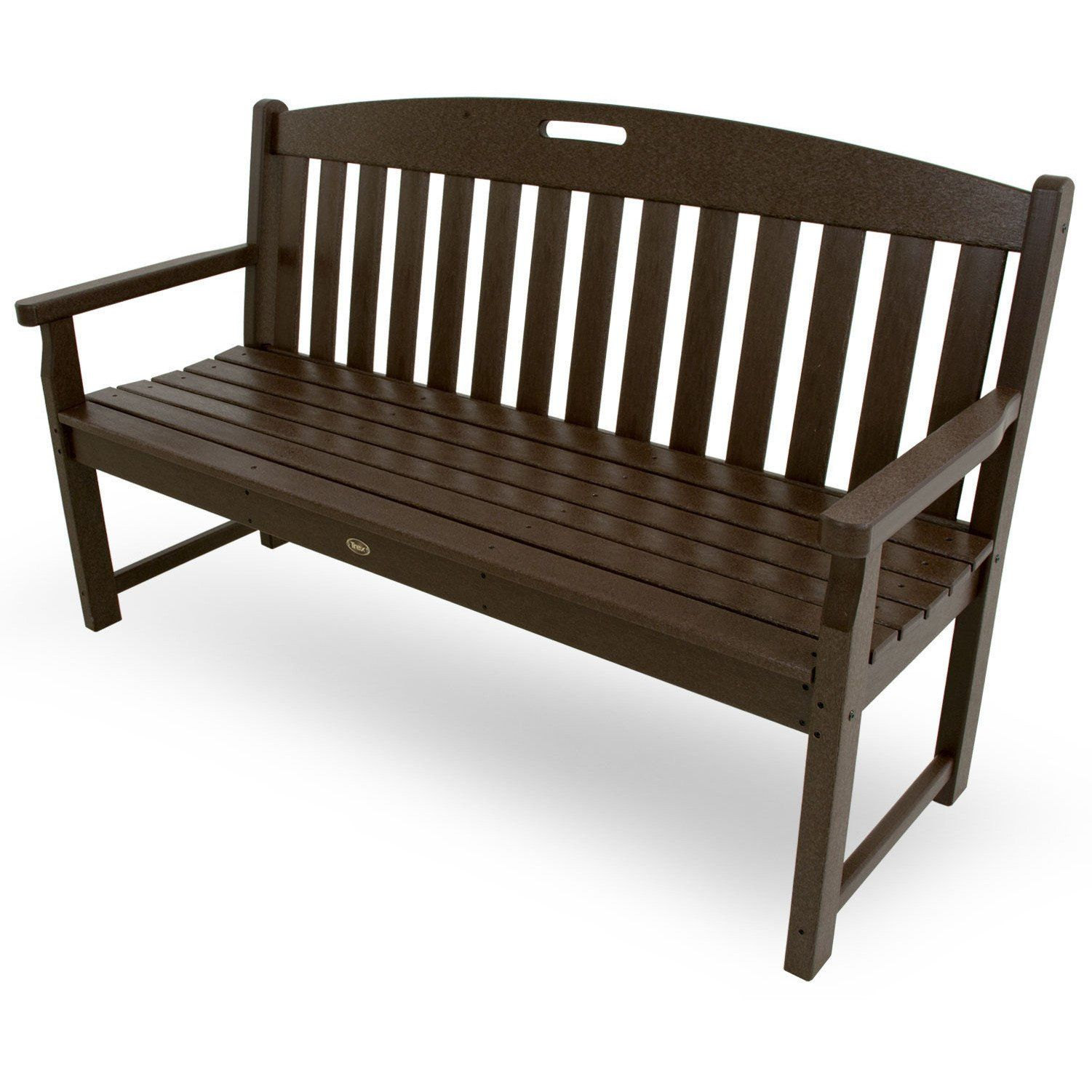 "Trex Outdoor Furniture Yacht Club 60"" Bench"