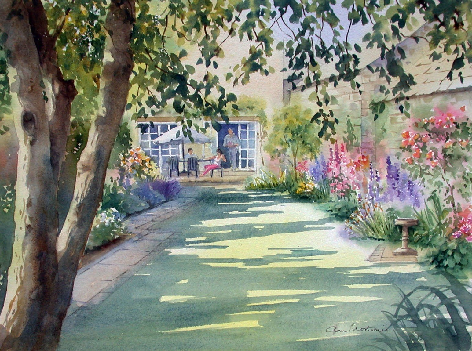 Ann Mortimer's Painting Blog: September 2010