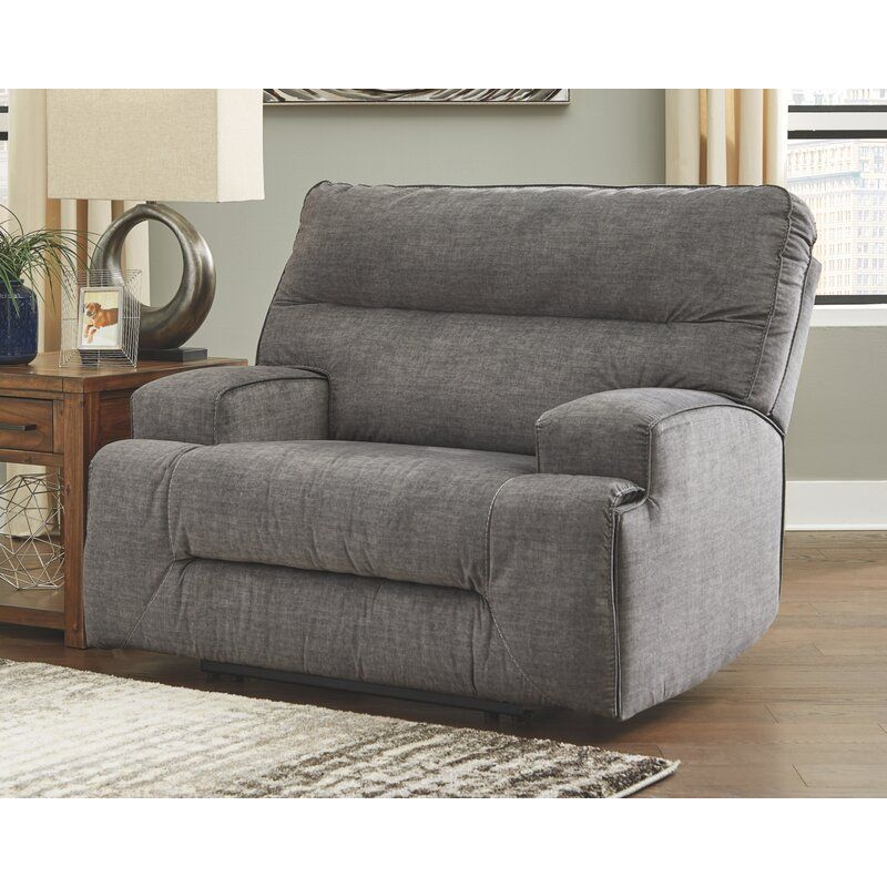 Amann Manual Seat Recliner Wide Seat Recliner Power Recliners Oversized Recliner