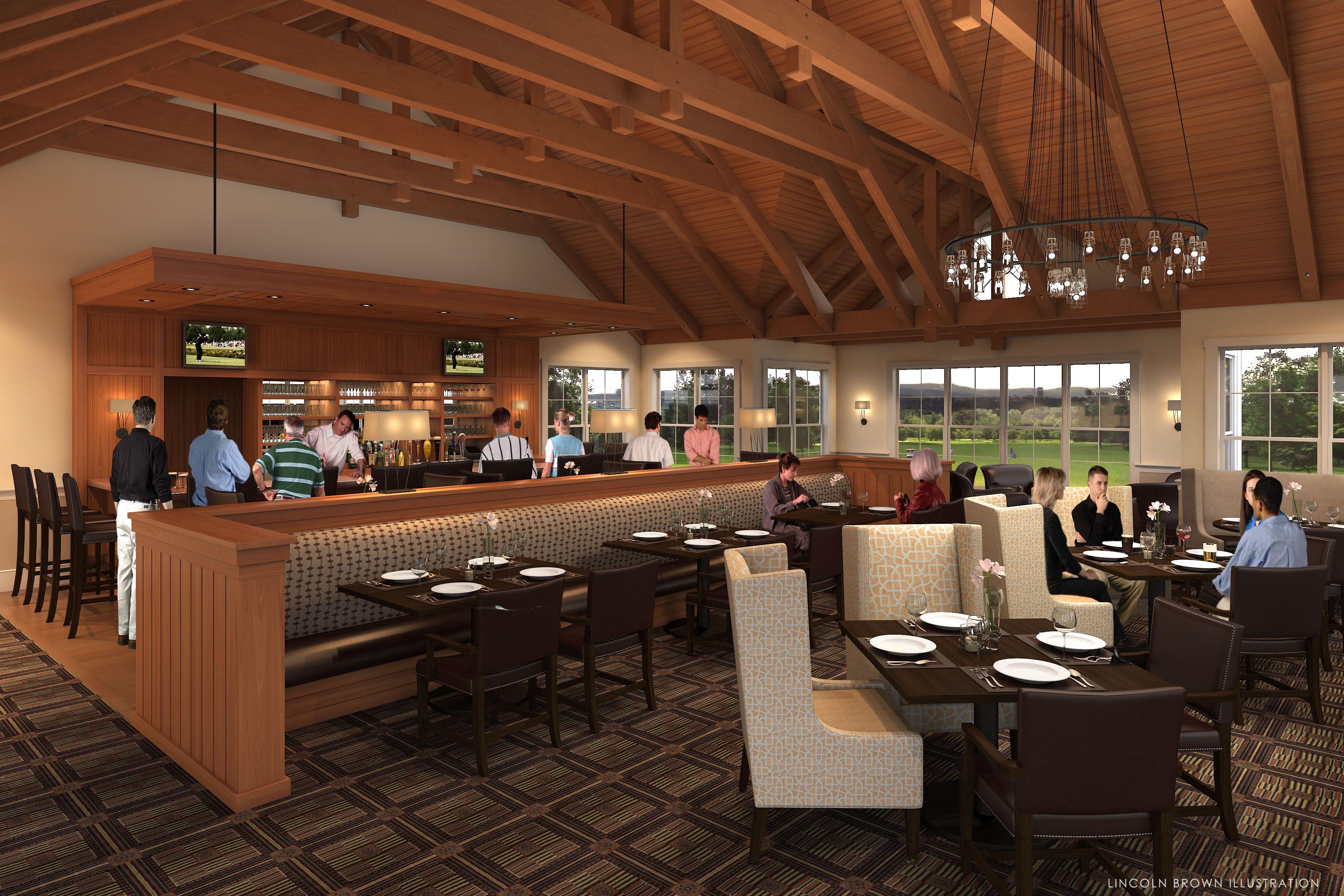 Burlington Country Club Vt Chandelier
