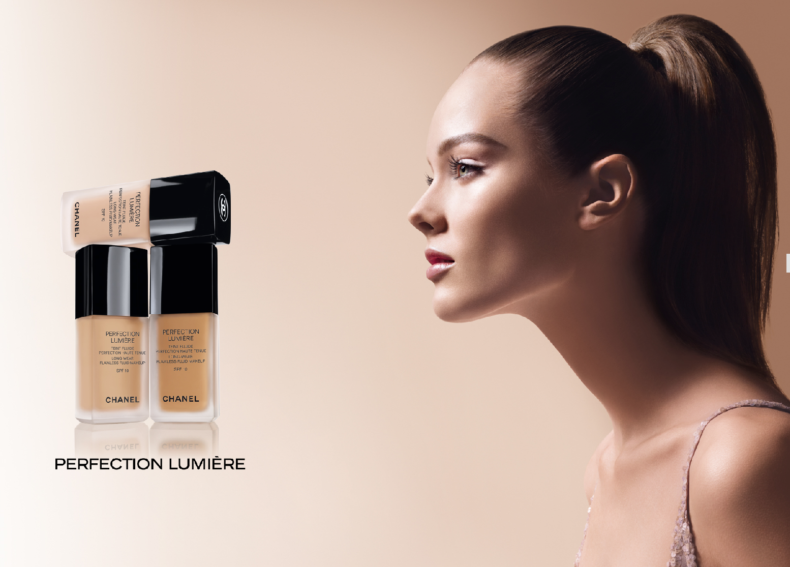 chanel foundation campaign Google Search (With images