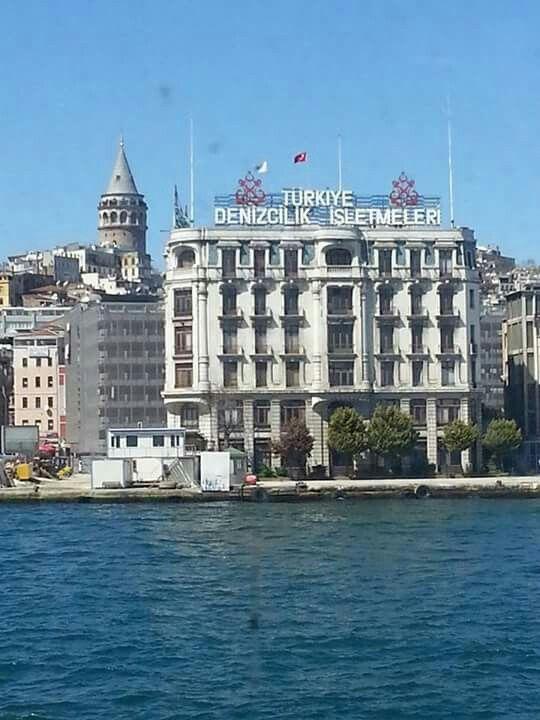 Bosphorus.