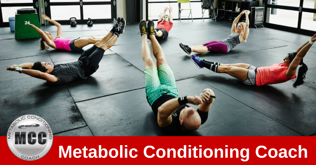 Metabolic Conditioning Coach Certification | Health and