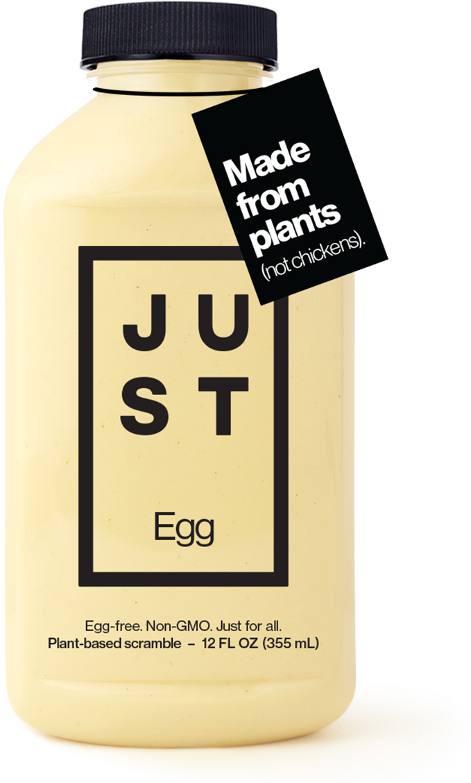 Just Egg Made From Plants Not Chickens Protein In Beans Vegan Eggs Eggs