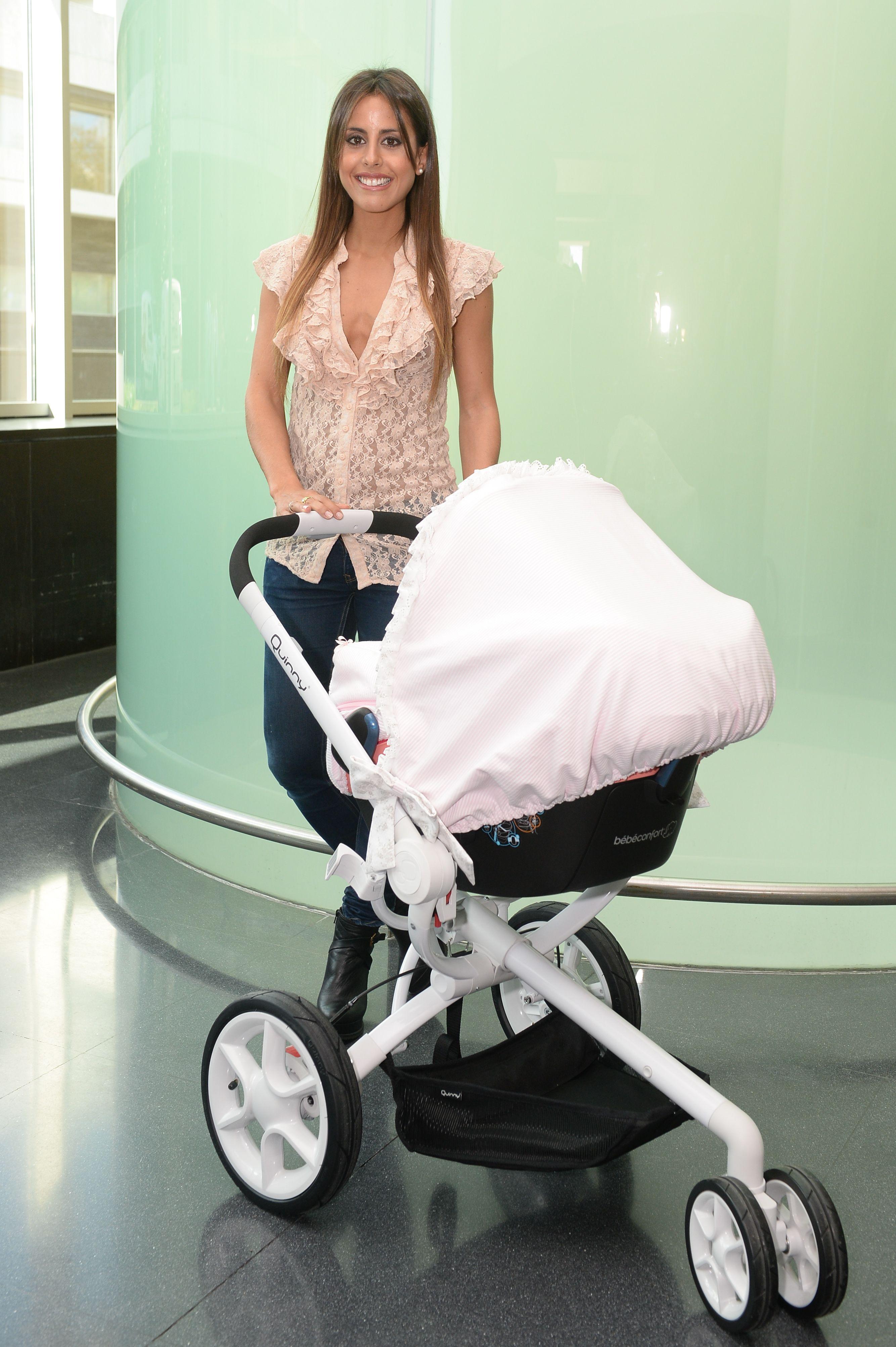 Carolina Patrocínio já levou a filha, Diana, para casa #carolinapatrocnio