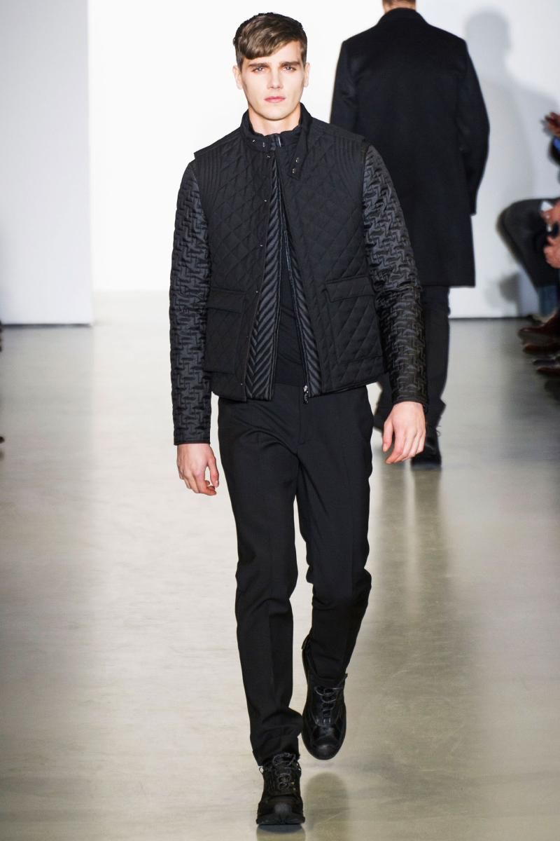 AW13 - Menswear Calvin Klein