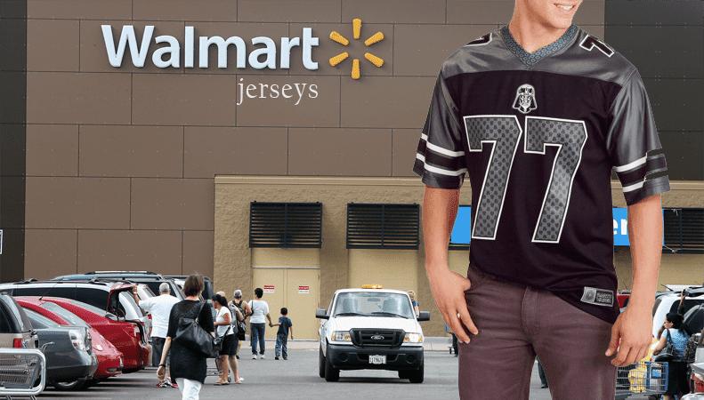 Walmart sells NFL and Nike merchandise and jerseys | Walmart Credit