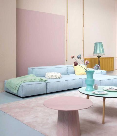 Livingroom - woonkamer - pastelkleuren | ♡ living room ♡ | Pinterest