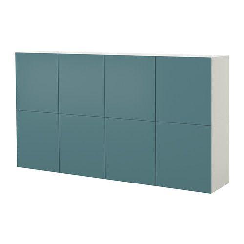 Best combi almacenaje con puertas ikea puerta completa for Gabinete de almacenamiento para el dormitorio