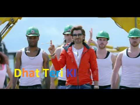 Dhat Teri KI - Full Video - Jeet - Nusrat Faria - Badsha The