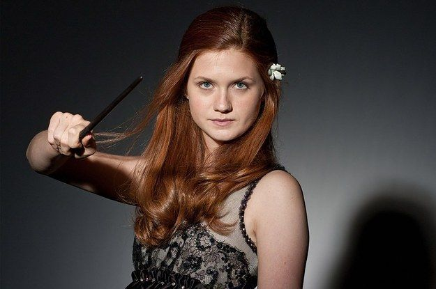 Which Weasley Are You Harry Potter Characters Ginny Weasley Bonnie Wright