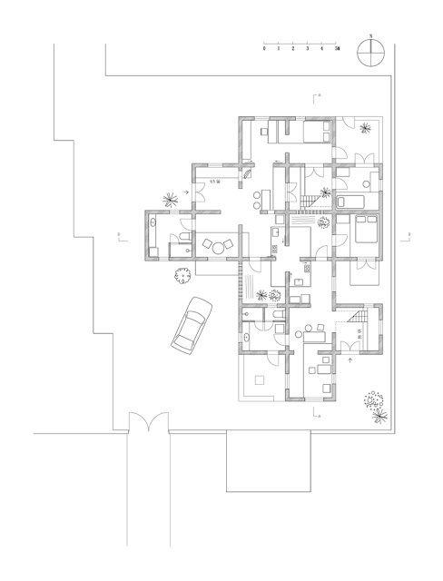 Kuu Minus K House Architecture