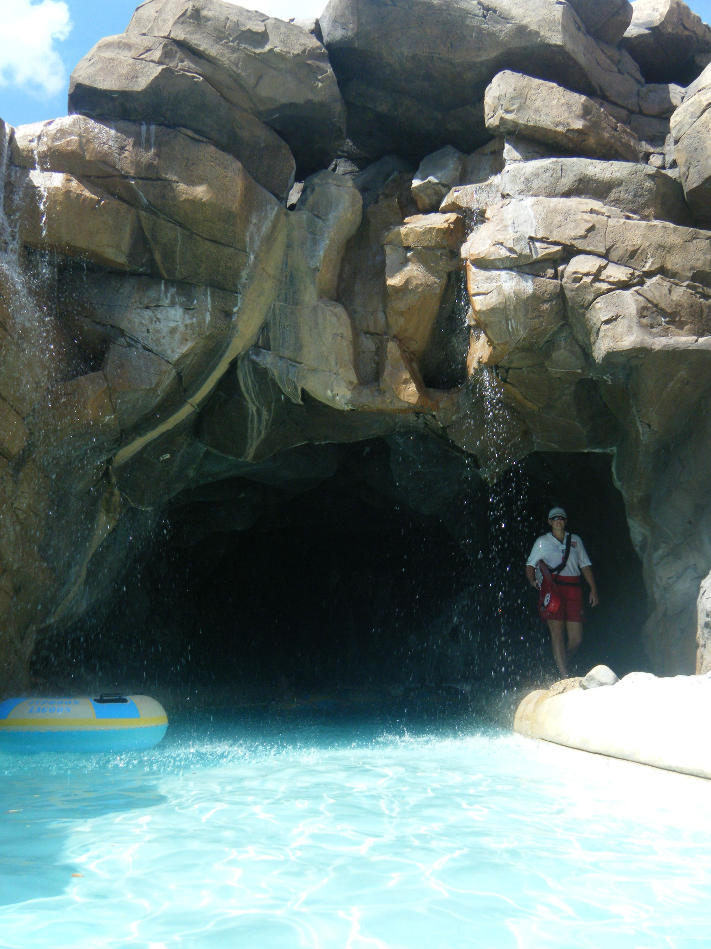 """Lazy River #Typhoon Lagoon. """"Stop The Ride....my Husband's"""