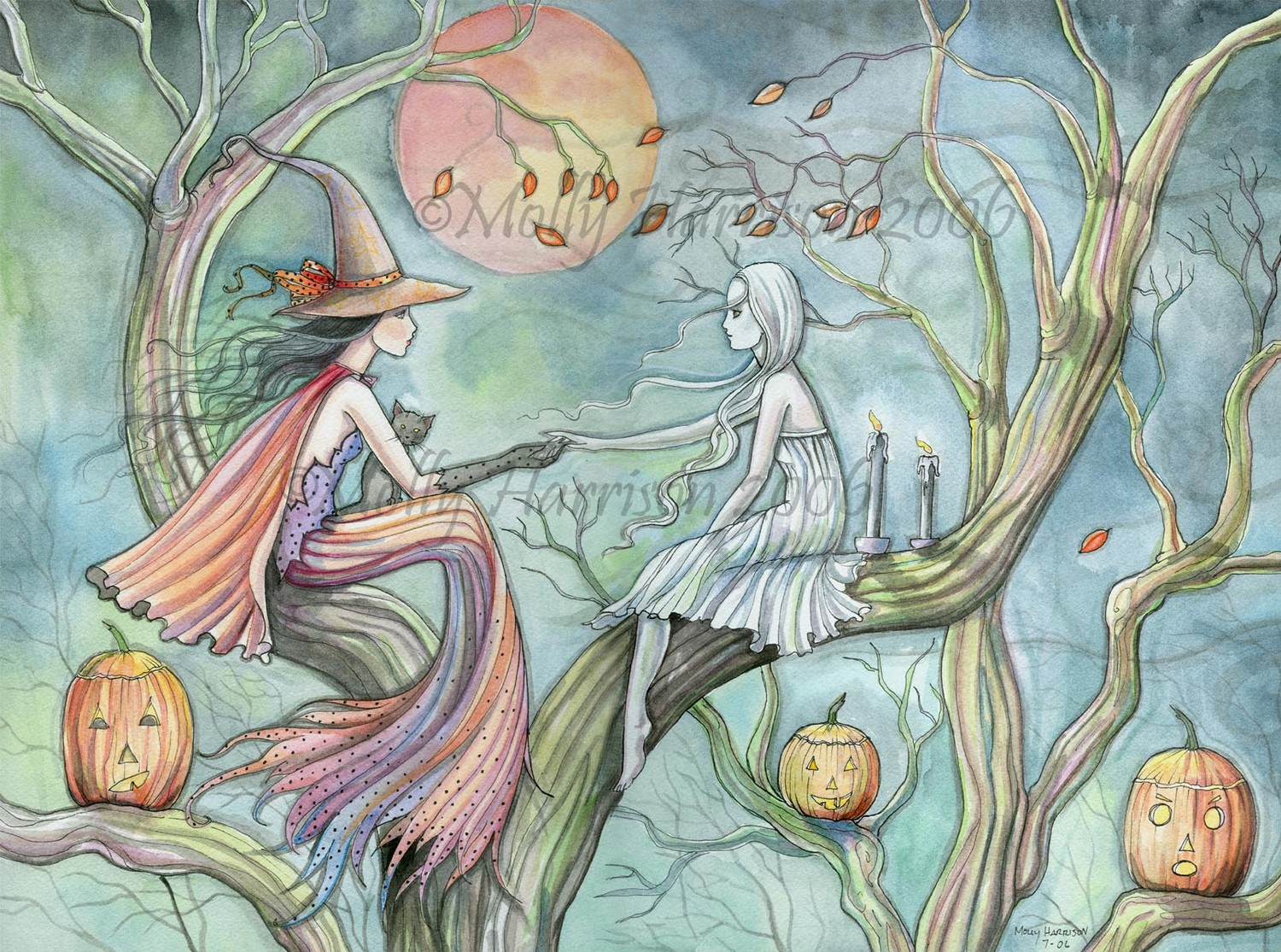 fairies withes and ghosts oh my Oh my see more from behance find this pin and more on knitting - illustrations of mermaids, angels, fairies, witches, ghosts, pin up girls, etc by knitterlyn.