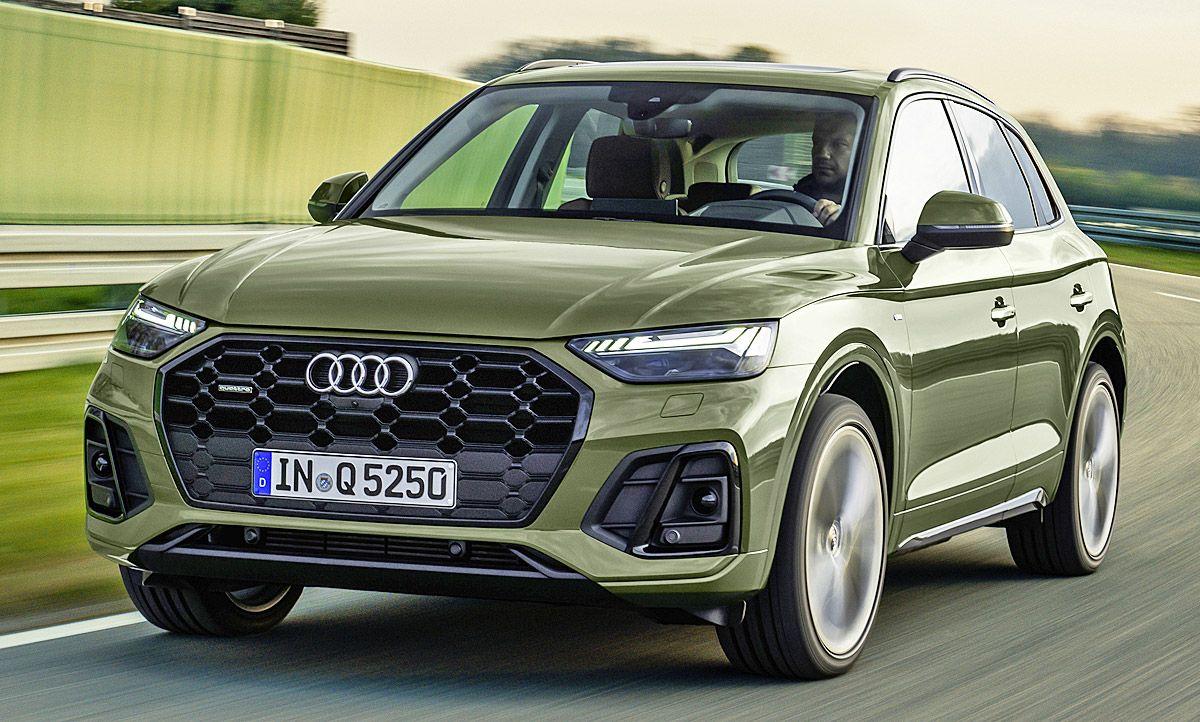 Audi Q5 Facelift 2020 Preis Hybrid Autozeitung De Audi Q5 Audi Audi Q5 Price