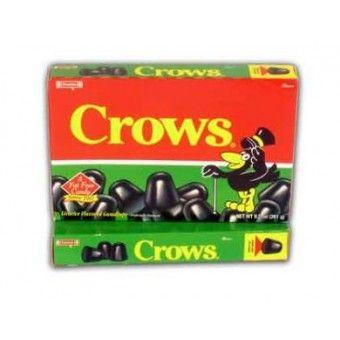 black crows licorice gum