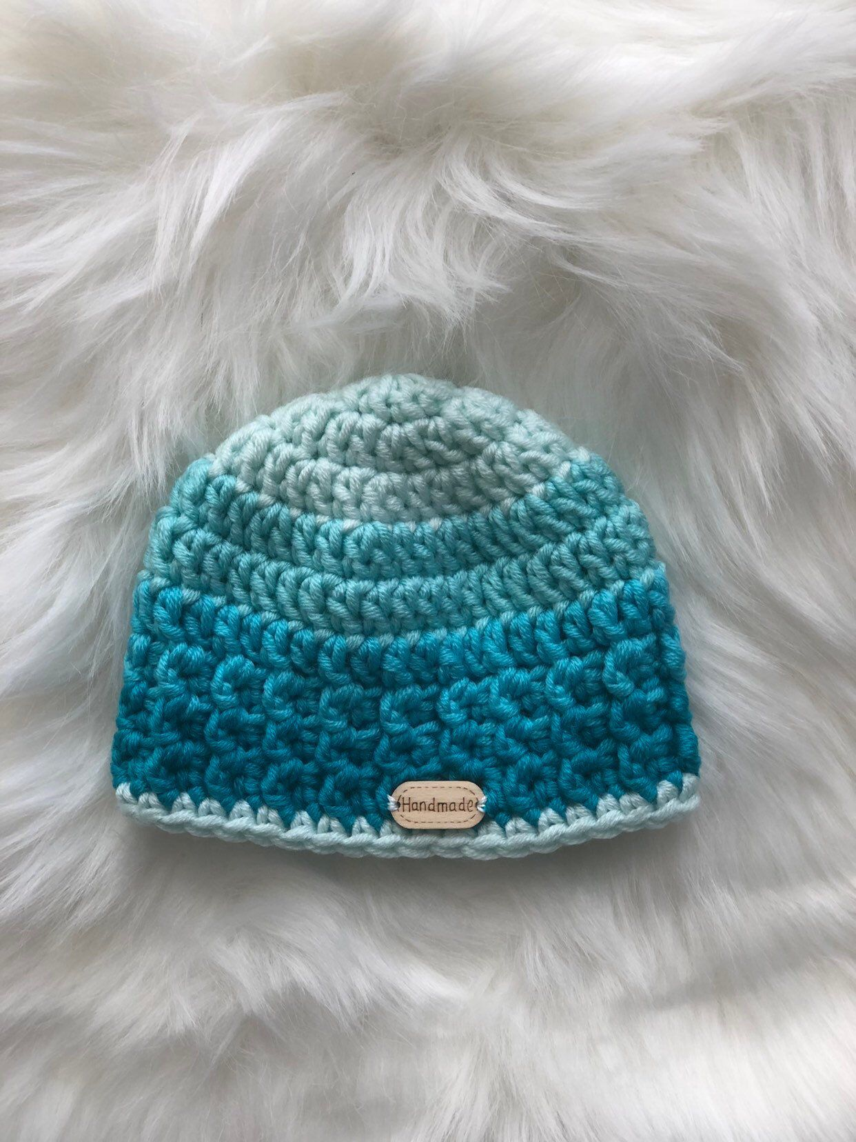 41e23be40e8 Excited to share the latest addition to my  etsy shop  Newborn Beanie Baby  Boy Hat Crochet Baby Hat Baby Shower Gift Boy s Hat Newborn Toque  Baby  Winter ...