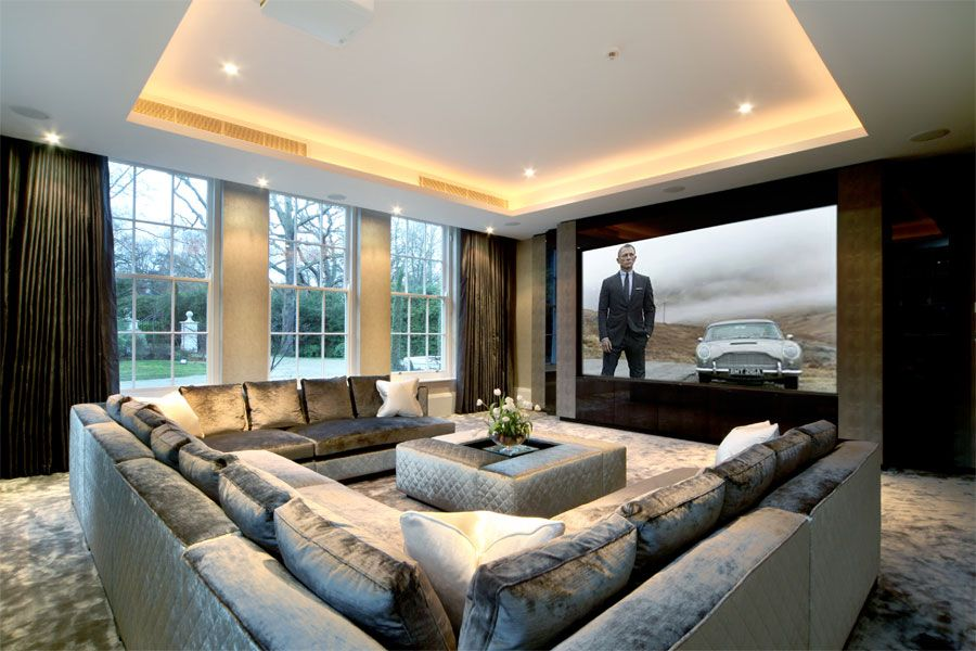 Consero London Luxury Living Room Luxury Living Room Design