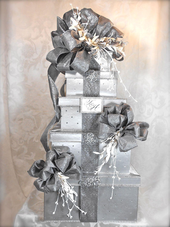Wedding Card Box Elegantly Created Custom Gift Boxes Money Holder
