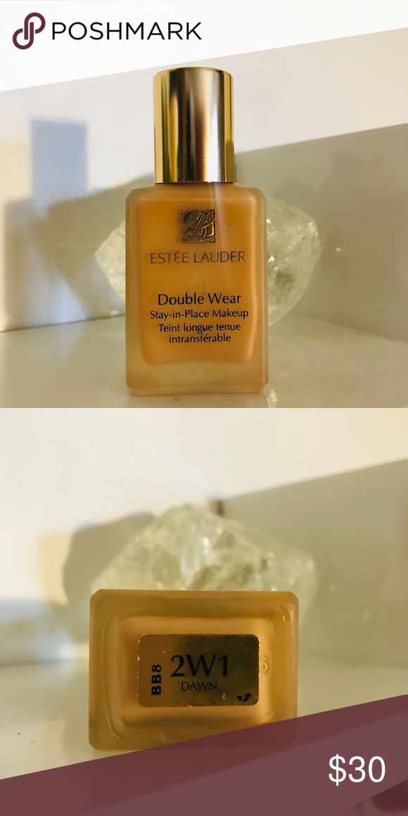 Estée Lauder Double Wear Foundation Brand New •ALL ITEMS