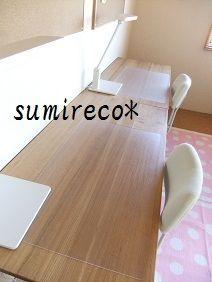 学習机に欠かせないもの Sumireco デスクマット 学習机 デスクマット 学習机