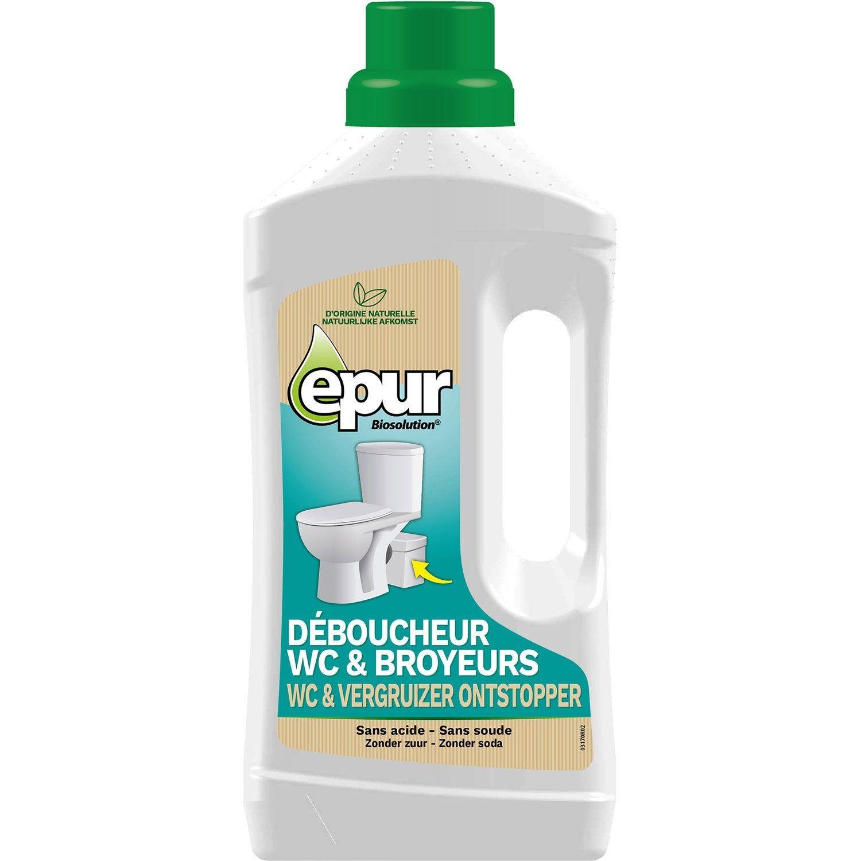 Déboucheur Pour Wc Et Broyeur Epur 1 L In 2019 Products