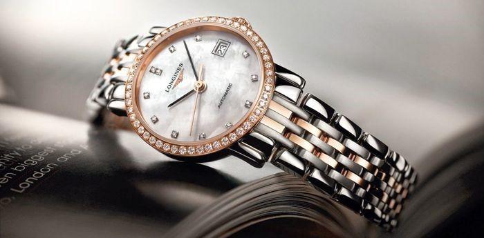 Longines - Thương hiệu đồng hồ 175 năm lịch sử