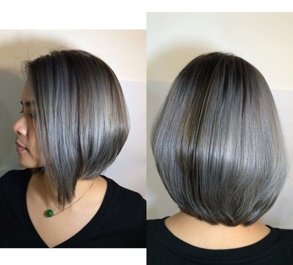 Short Bob Hair Color Designes