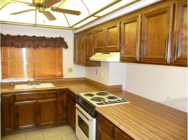 80 S Kitchen Trends Almond Color Appliances Butcher