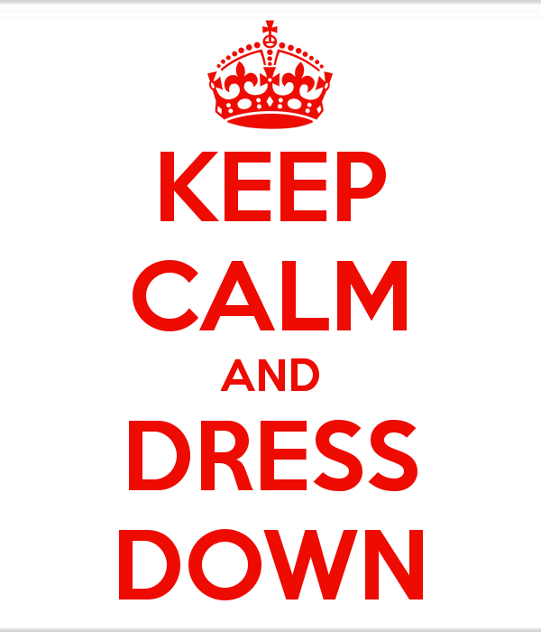 Dress down friday funny pictures