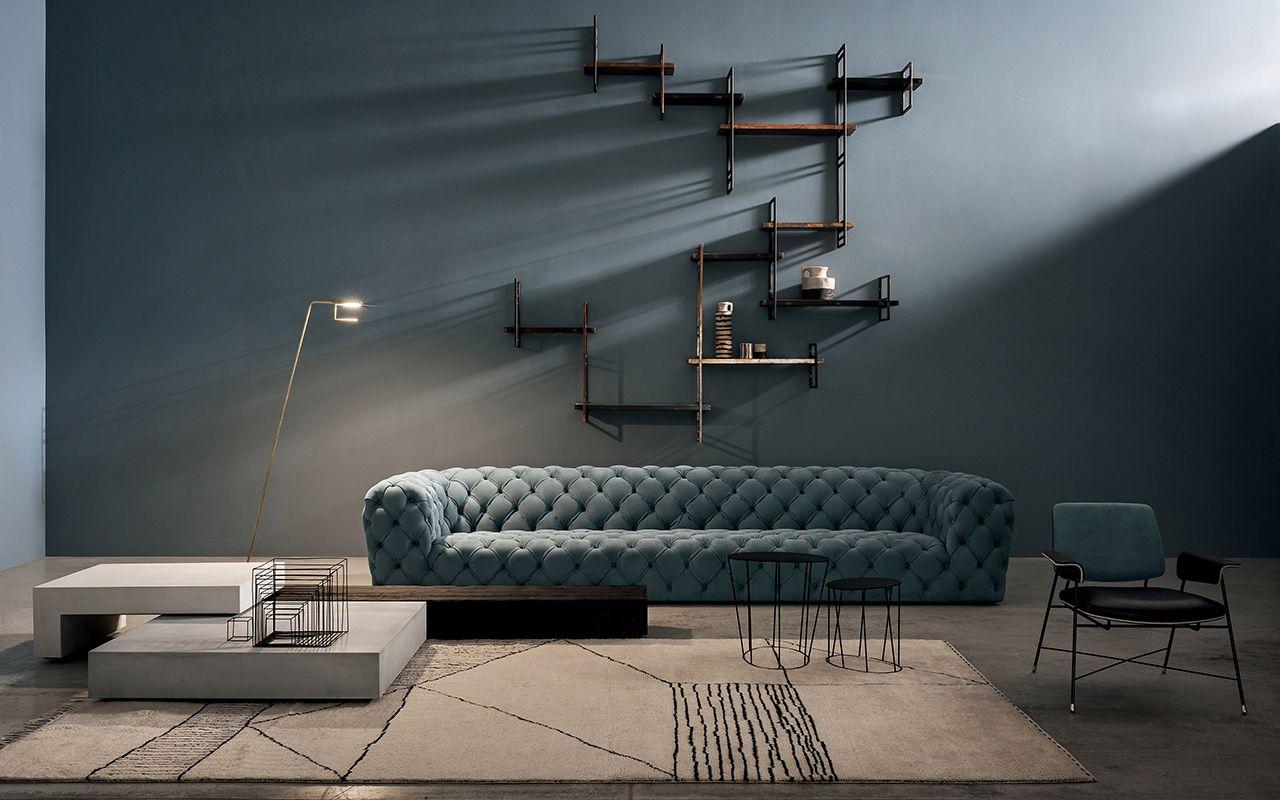 Leather Sofa Chester Moon Baxter Furniture Sofa Design Luxury Sofa