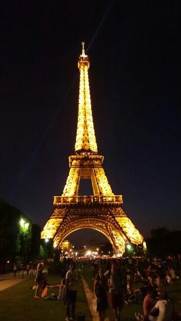 Tour Eiffel, Paris, Île-de-France